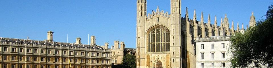 قم بالاقدام علی دورات المرحلة الجامعية في جامعات Oxbridge