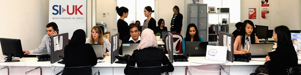 خدمات فيزا الدراسیة للمملكة المتحدة للطلاب الدوليين