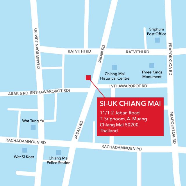 SI-UK Chiang Mai