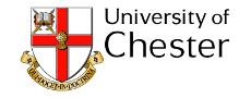 جامعة تشيستر